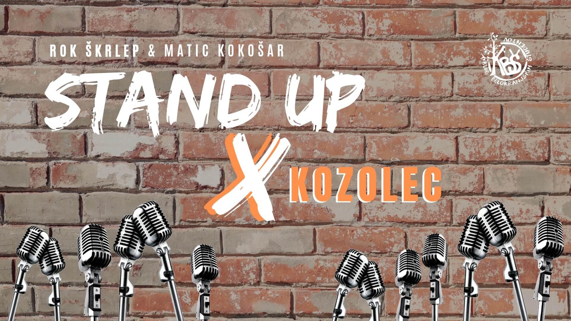 Stand Up X Kozolec