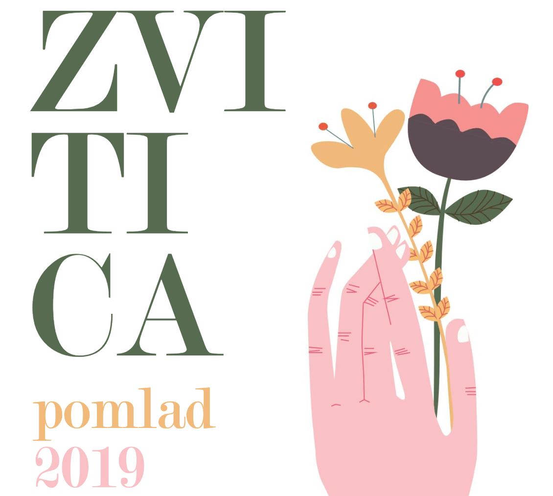 Zvitica pomlad 2019